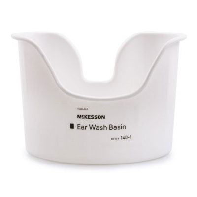 Ear Wash Basin Polypropylene Kidney