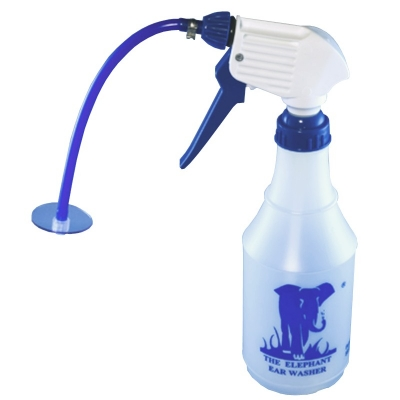 Ear Wash System Elephant Disposable Tip Blue
