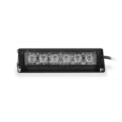 TIR 3 Watt Emergency LED Dash Deck Light With Mount