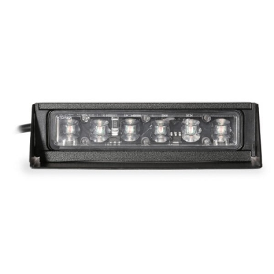 Fusion Frontier 3 Watt Emergency LED Dash Deck Light With Mount
