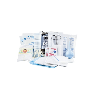 Emergency Disposable OB Obstetrical Kit Bagged Level 5