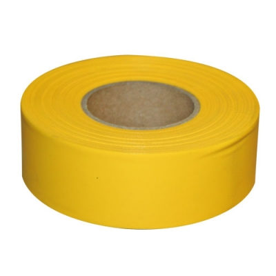 Triage Tape Standard Colored Mass Causality MCI Yellow 300'