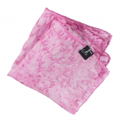 Silk Pocket Square Various Colors