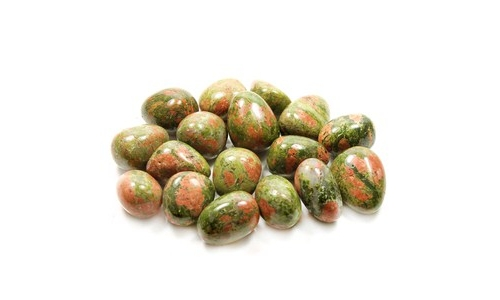 Unakite Tumble stones 25mm
