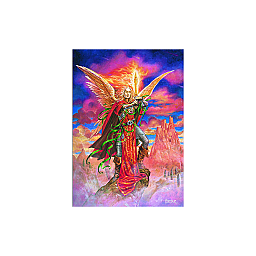 Angel Greeting Cards - Archa..