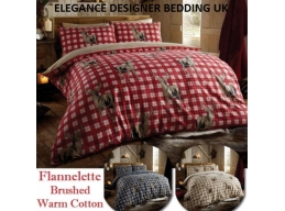 RICHMOND STAG DUVET SET..