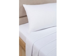 180TC DEEP FITTED SHEETS