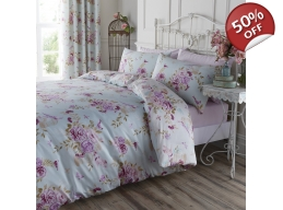 Birdcage Blossom Single Duvet Set