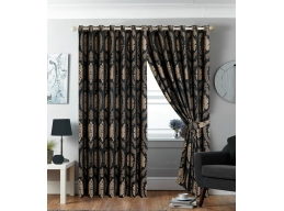 BETTY JACQUARD CURTAINS