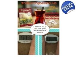 WEIGHT LOSS TEA 4WKS SUPPLY - PRE-ORDER