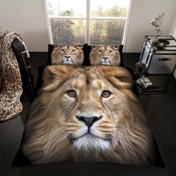 3D KINGSIZE LION