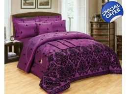 LISA DAMASK 5 PIECE SUPREME SETS