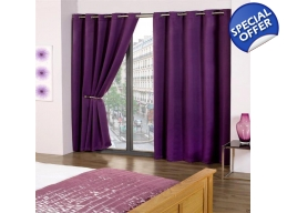 CALI BLACKOUT CURTAINS 90x90