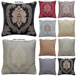 BETTY JACQUARD CUSHIONS