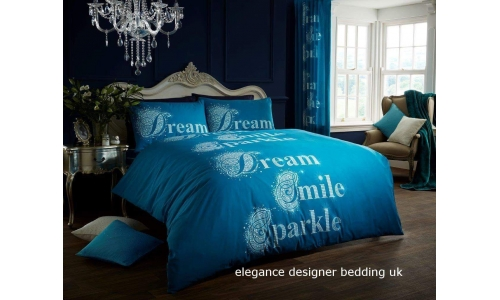 DREAM SMILE SPARKLE TEAL