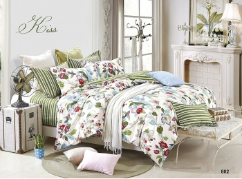 KISS 100% EGYPTIAN COTTON COMPLETE SET