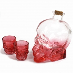 DEMON DRINK SET RED