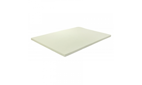 "4FT MEMORY FOAM ROLL UP 2"" MATTRESS TOPPER"