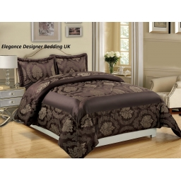BETTY CHOCOLATE KINGSIZE BED..