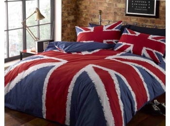 UNION JACK DUVET SET