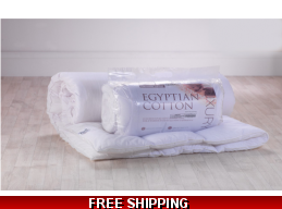 10.5 TOG EGYPTIAN COTTON HOLLOWFIBRE