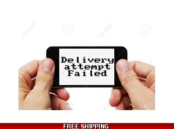 Re-Delivery Fee under 2kg weight