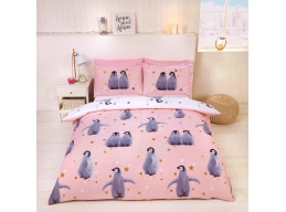 STARRY PENGUINS BLUSH