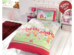 KIDS BEDDING 1/2 PRICE!