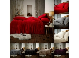 FLEECE BEDDING