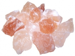 PINK Himalayan Salt Crystal 50g Chunks - approx 1kg COPY