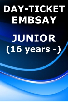 DAY-TICKET. JUNIOR. EMBSAY