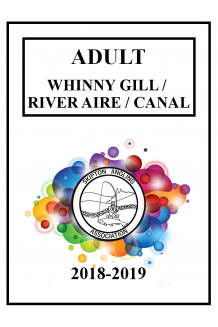 WHINNY GILL, RIVER AIRE & CANAL - NEW MEMBER Adult