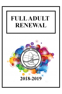 RENEWAL - ADULT