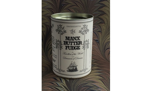 Manx Butter Fudge