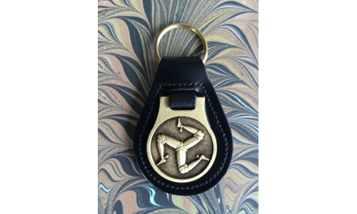 Manx Key Ring