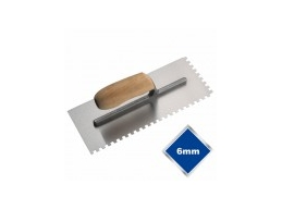 6mm Professional Trowel