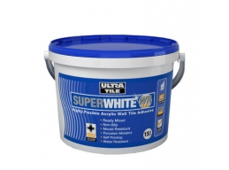 Palace Trade Grey White Floor & Wall Tile Adhesive