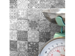 W0059 Mosaic Effect Tile