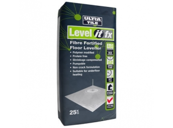 Level It FX Fibre Fortified Floor Levelling Compound