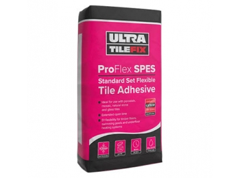 UltraTileFix White ProFlex SPES: Standard Set Flexible