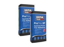 UltraTileFix ProFlex SP Rapid Set Flexible Tile Adhesive