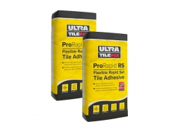UltraTileFix ProRapid RS Rapid Set Flexible Tile Adhesive