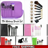 7pc Make Up Brush Set