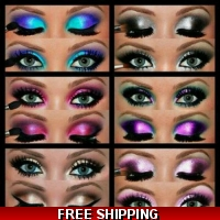 Private label Eye Shadow Pallets