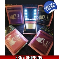 Lighted Hand /Make Up Mirror