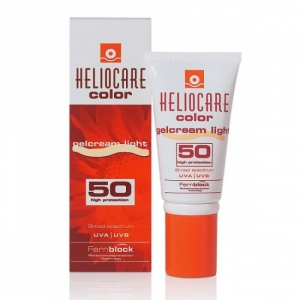 Heliocare GelCream Light SPF50
