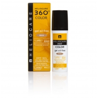 Heliocare 360 Beige Gel Oil-Free SPF50 50ml