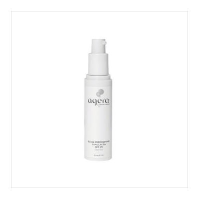 Agera Ultra Performing Sunscreen SPF25 60g