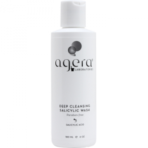 Agera Deep Cleansing Salicylic Wash 6oz