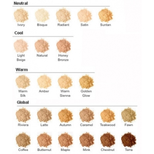 Jane Iredale Pure Pressed Base Sample